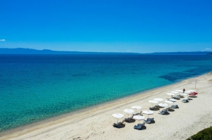 Gallery, Xerxis Hotel in Nea Roda, Halkidiki, by the sea and the beach